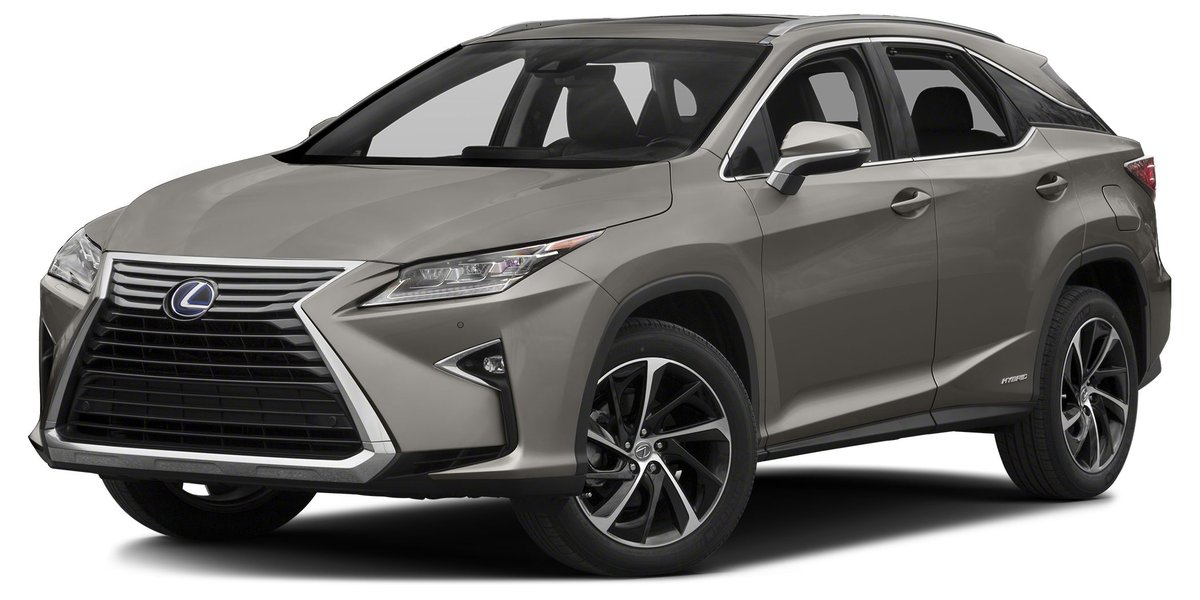 2018 Lexus RX 450h for sale in Vancouver, British Columbia