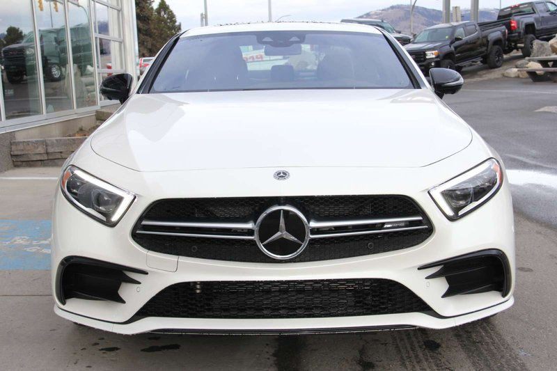 2019 Mercedes-Benz CLS for sale in Kamloops, British Columbia