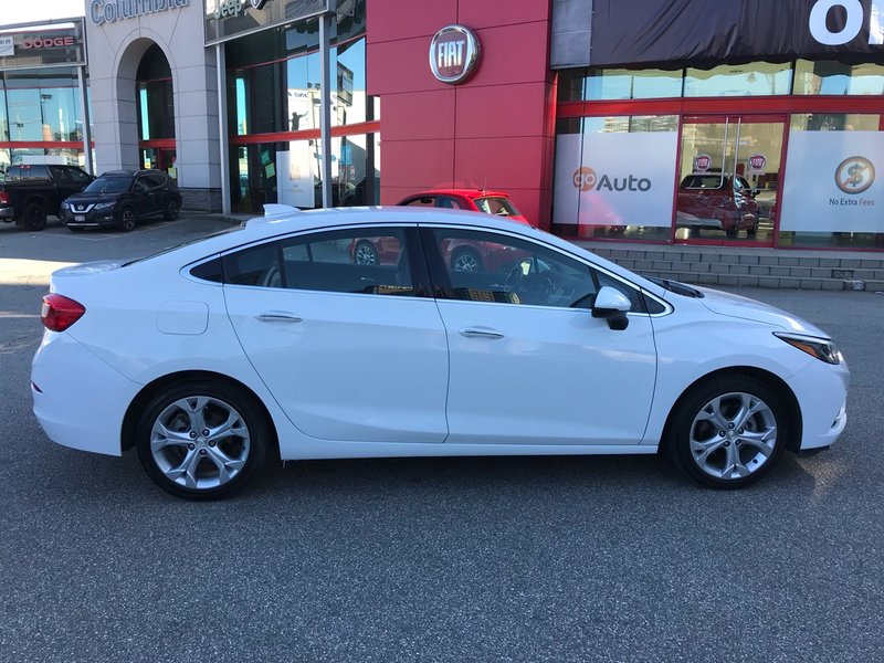 2017 Chevrolet Cruze for sale in Richmond, British Columbia