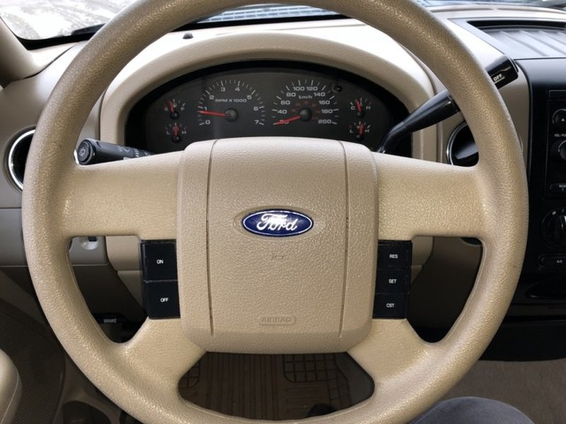 2005 Ford F-150 for sale in Moose Jaw, Saskatchewan