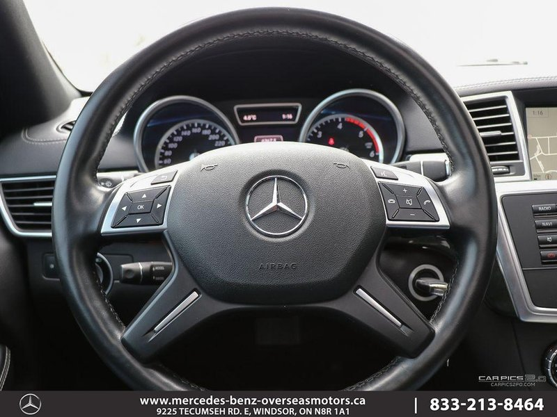 2016 Mercedes-Benz GL for sale in Windsor, Ontario