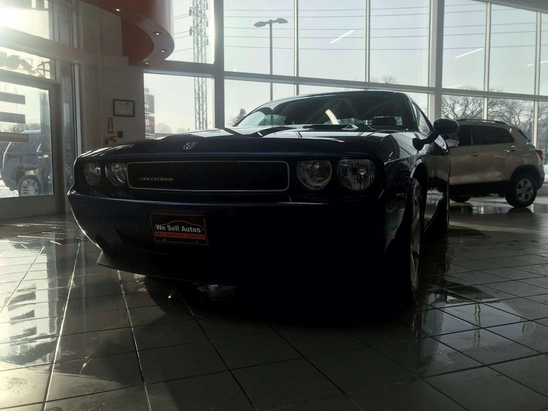 2010 Dodge Challenger for sale in Winnipeg, Manitoba