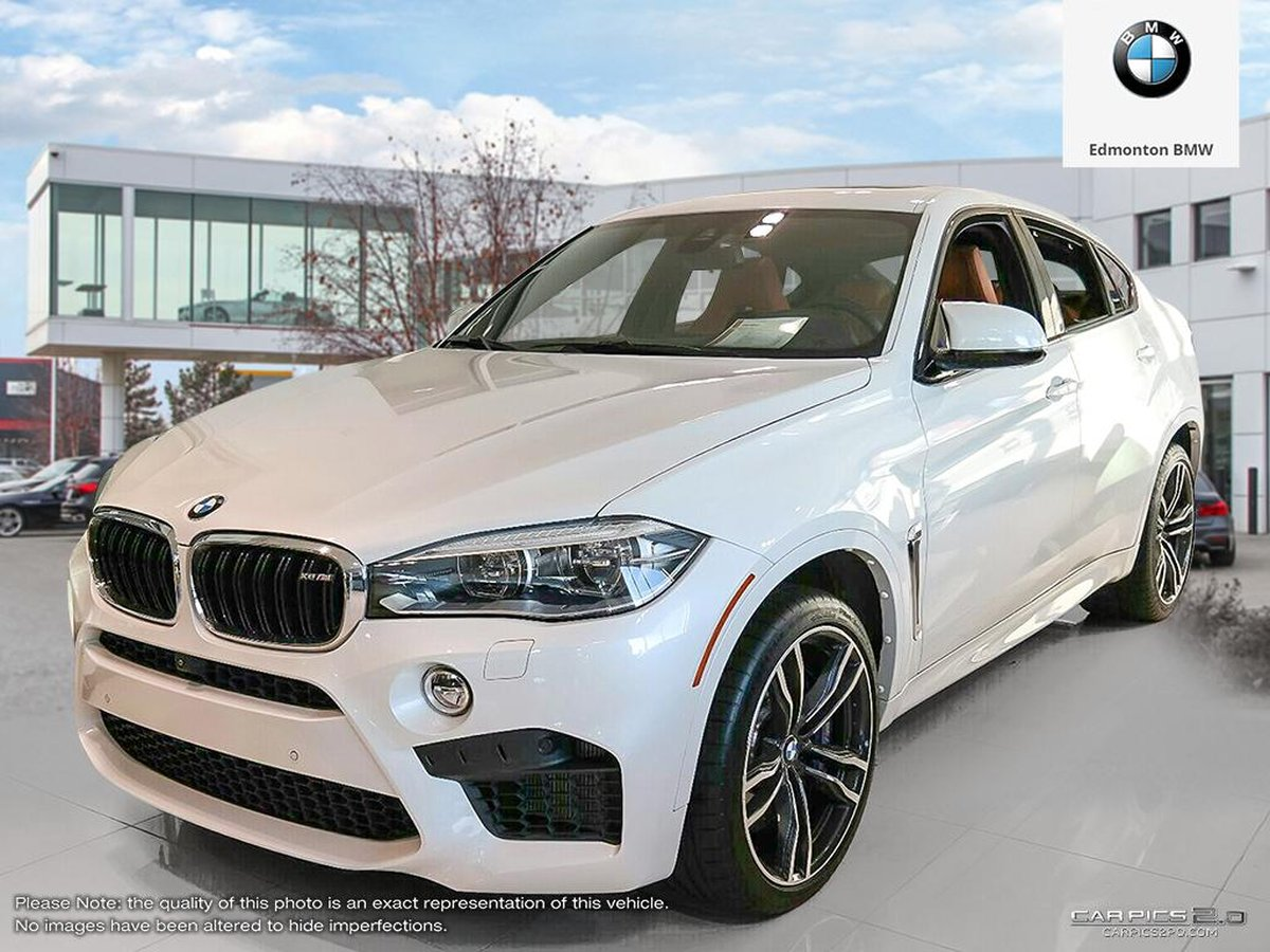 2016 Bmw X6 M For Sale In Edmonton