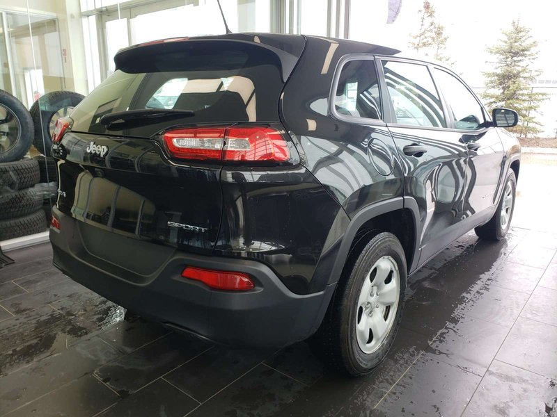 2015 Jeep Cherokee for sale in Edmonton, Alberta