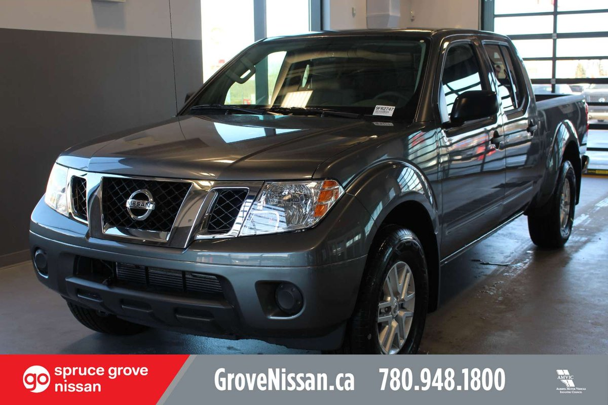 New 2019 Nissan Frontier for sale in Spruce Grove, Alberta