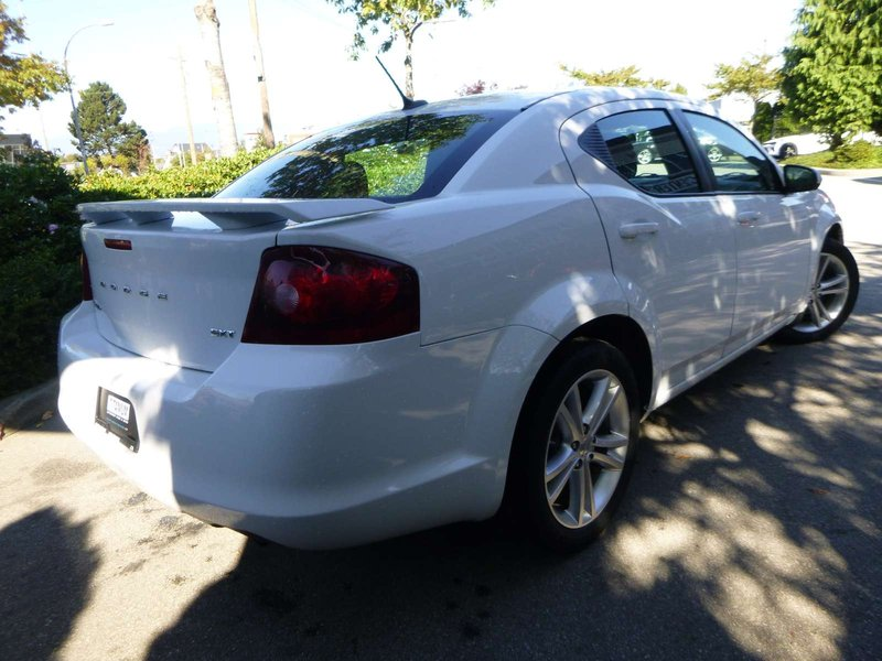 2012 Dodge Avenger for sale in Langley, British Columbia