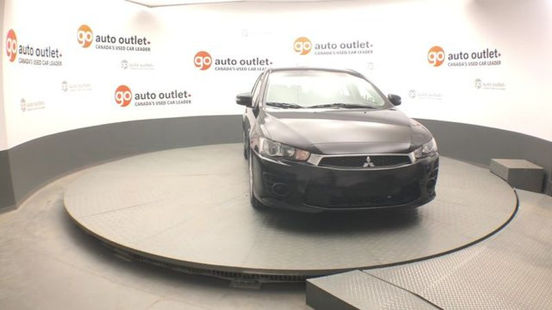 2016 Mitsubishi Lancer for sale in Edmonton, Alberta