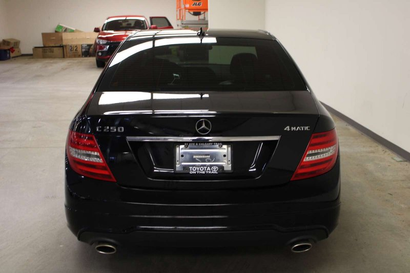 2012 Mercedes-Benz C-Class for sale in Edmonton, Alberta