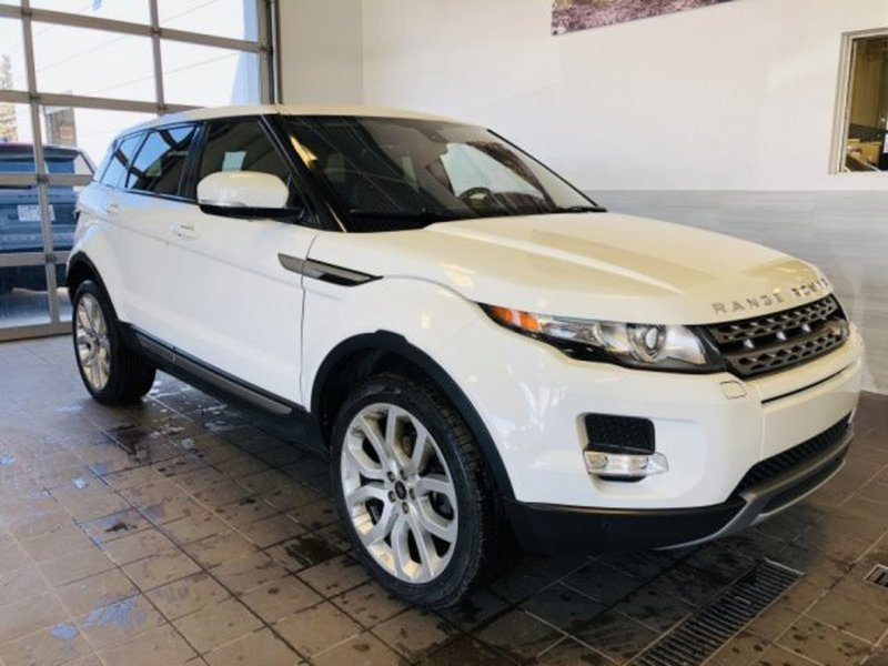 2013 Land Rover Range Rover Evoque for sale in Calgary, Alberta