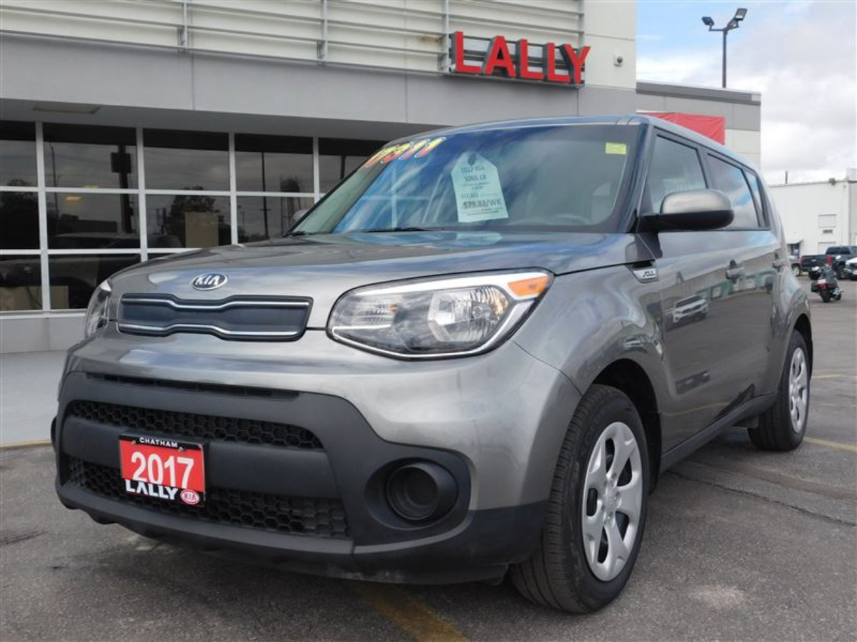 2017 Kia Soul for sale in Chatham