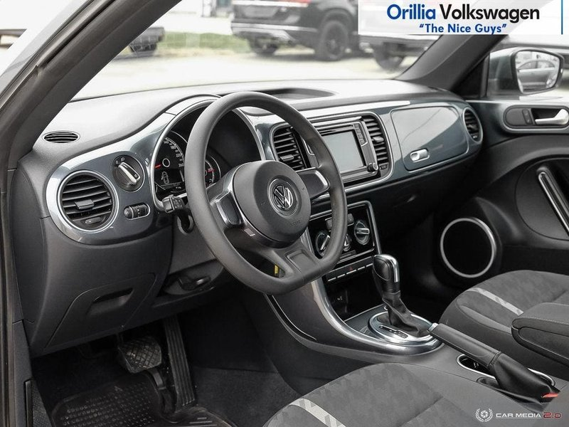 2017 Volkswagen Beetle Coupe for sale in Orillia, Ontario