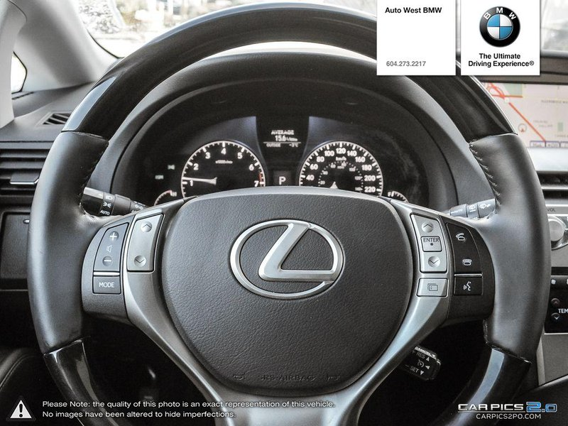 2014 Lexus RX 350 for sale in Richmond, British Columbia