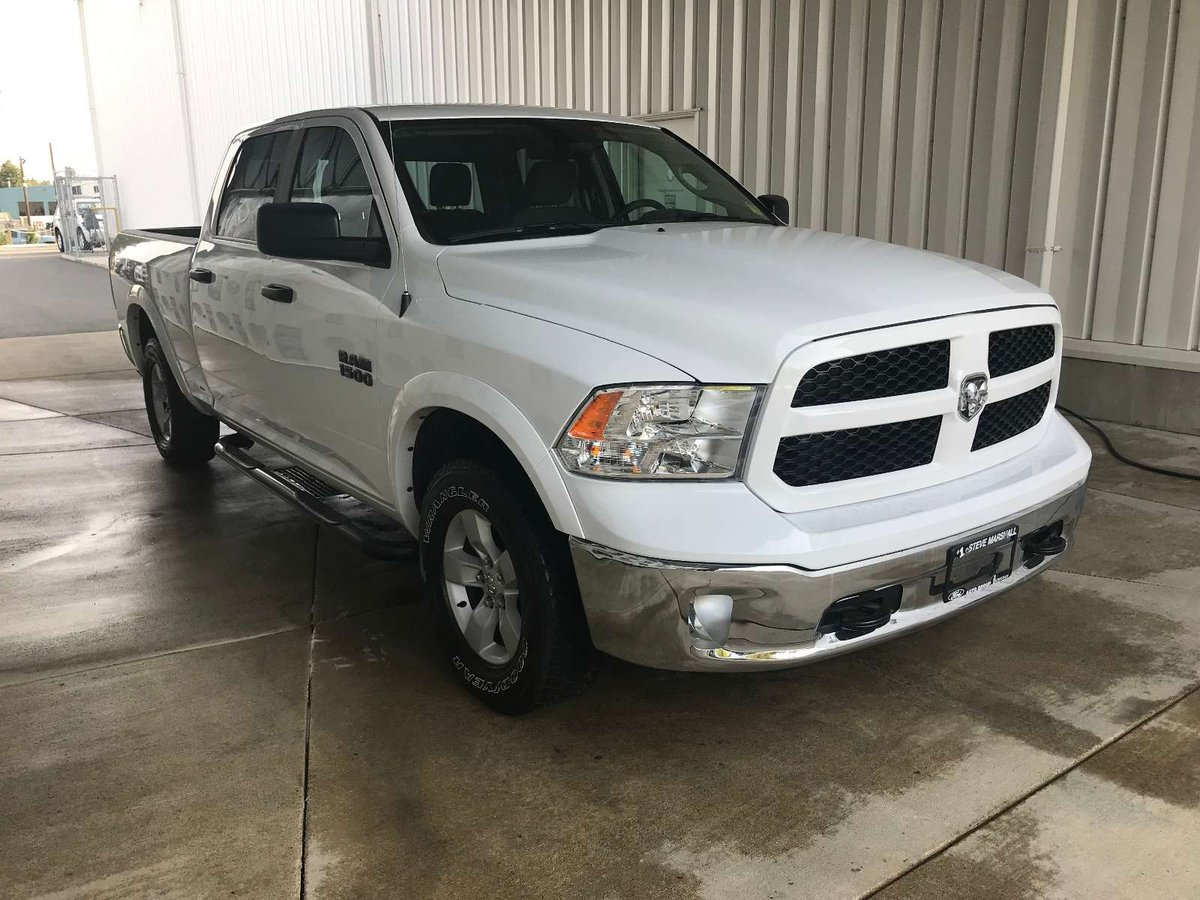 2017 Ram 1500 for sale in Campbell River, British Columbia