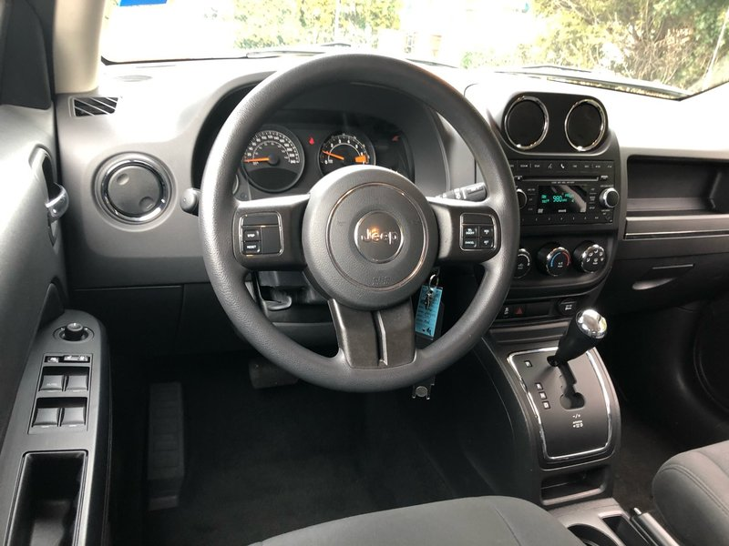 2016 Jeep Patriot for sale in Surrey, British Columbia