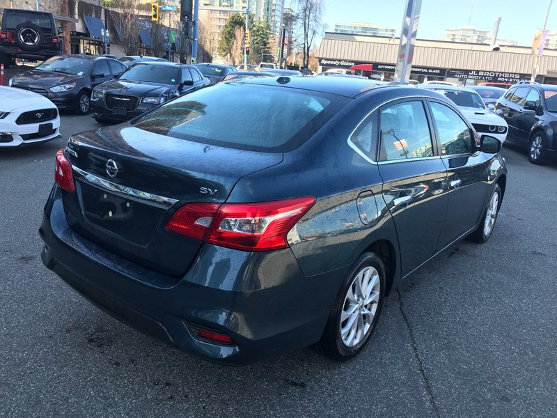 2018 Nissan Sentra for sale in Richmond, British Columbia