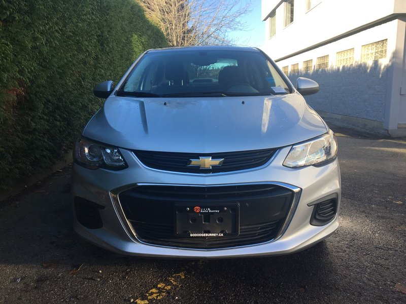2018 Chevrolet Sonic for sale in Surrey, British Columbia