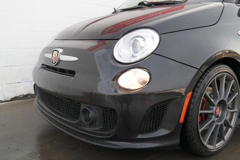2013 Fiat 500 for sale in Edmonton, Alberta