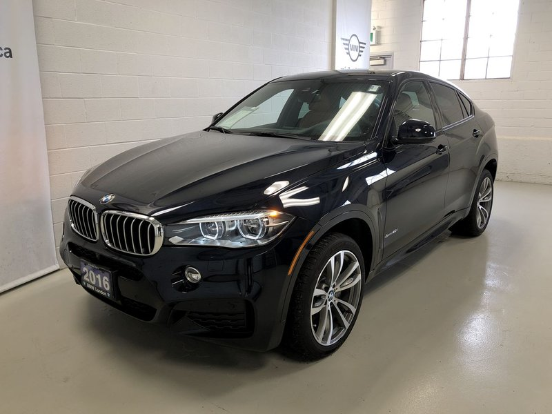 2016 BMW X6 for sale in London, Ontario