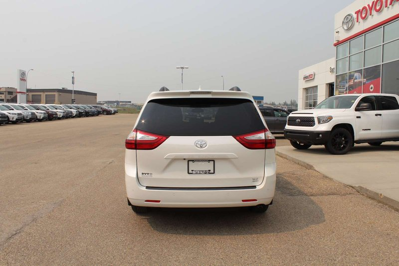 2018 Toyota Sienna for sale in Edmonton, Alberta