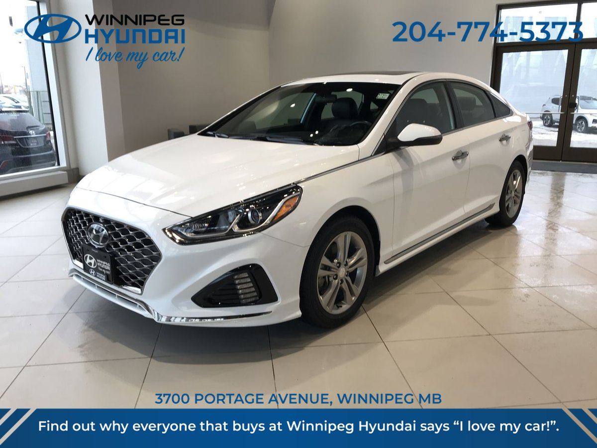 2018 Hyundai Sonata for sale in Winnipeg, Manitoba