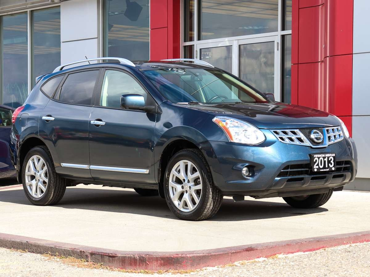2013 Nissan Rogue for sale in Vernon, British Columbia