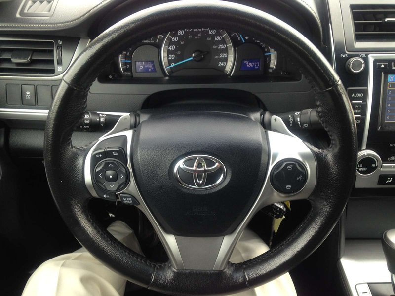 2012 Toyota Camry for sale in Edmonton, Alberta