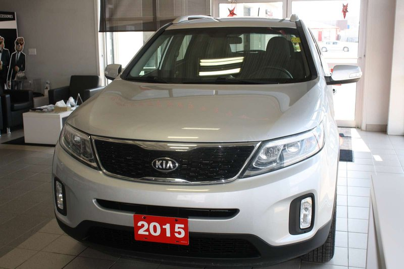2015 Kia Sorento for sale in Brandon, Manitoba