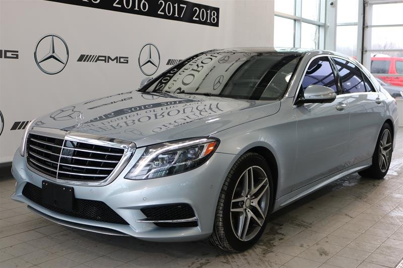 2014 Mercedes-Benz S-Class for sale in Peterborough, Ontario