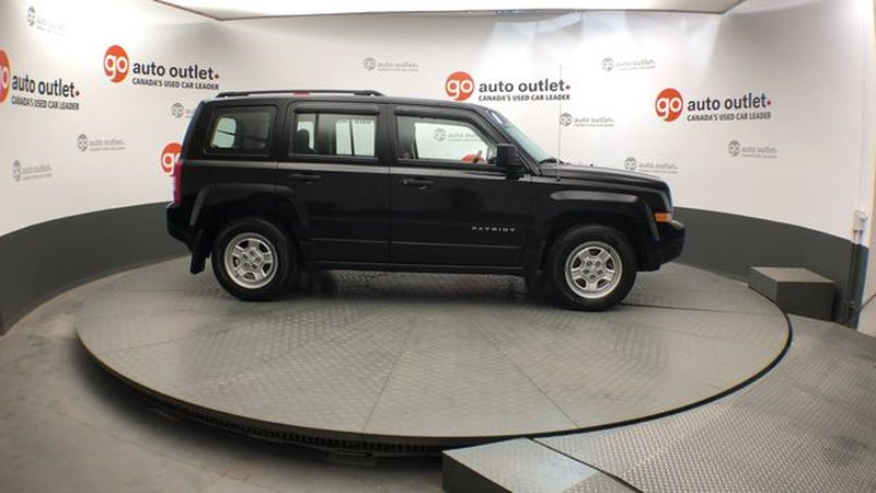 2016 Jeep Patriot for sale in Edmonton, Alberta