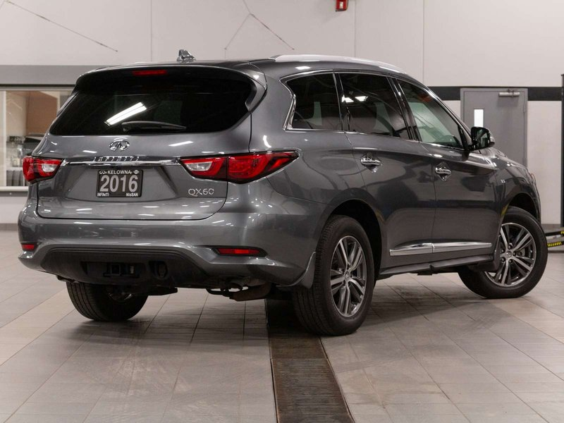 2016 Infiniti QX60 for sale in Kelowna, British Columbia
