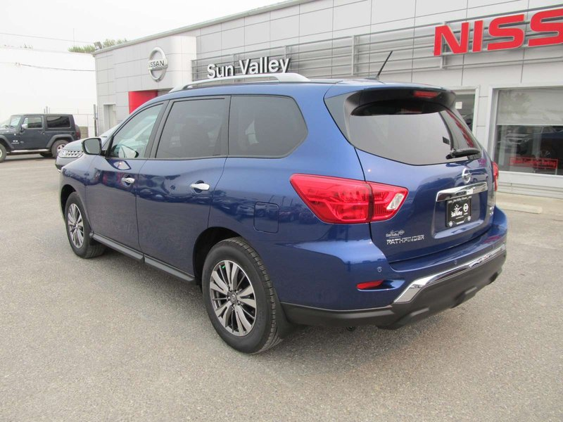 2018 Nissan Pathfinder for sale in Cranbrook, British Columbia