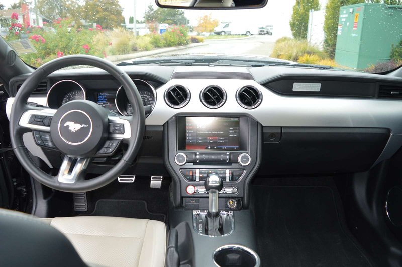 2015 Ford Mustang for sale in Kamloops, British Columbia