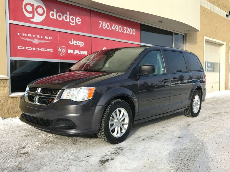 2015 Dodge Grand Caravan for sale in Edmonton, Alberta