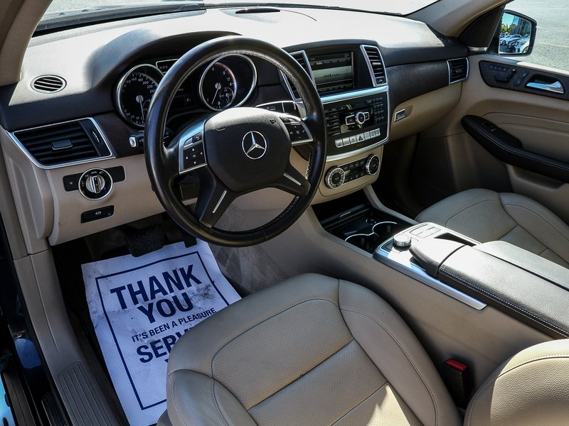 2015 Mercedes-Benz ML for sale in Ottawa, Ontario