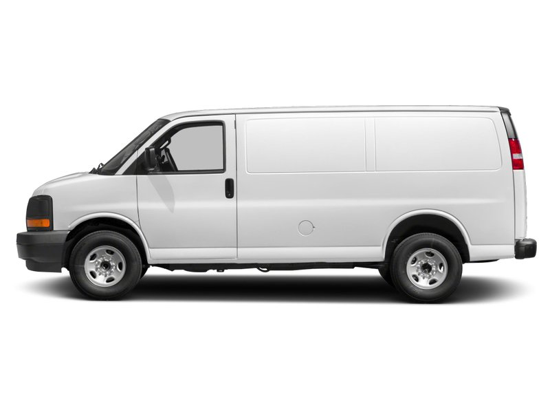 2019 GMC Savana Cargo Van for sale in Victoria, British Columbia