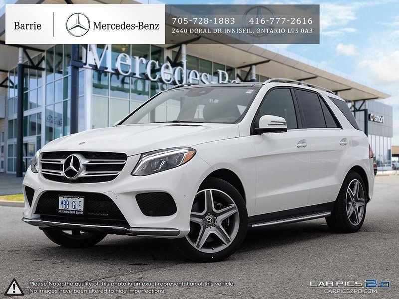 2018 Mercedes-Benz GLE for sale in Innisfil, Ontario