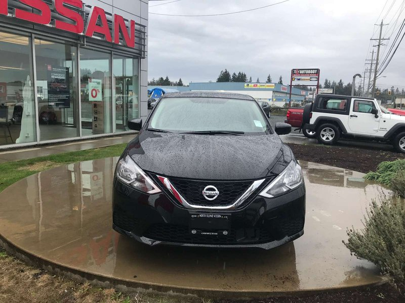 2018 Nissan Sentra for sale in Campbell River, British Columbia