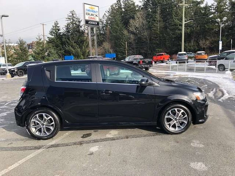 2018 Chevrolet Sonic for sale in Victoria, British Columbia