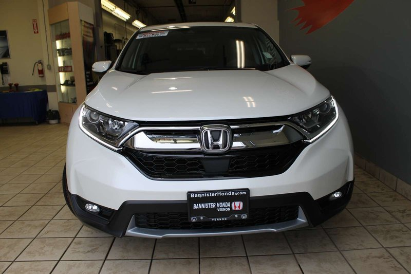 2018 Honda CR-V for sale in Vernon, British Columbia