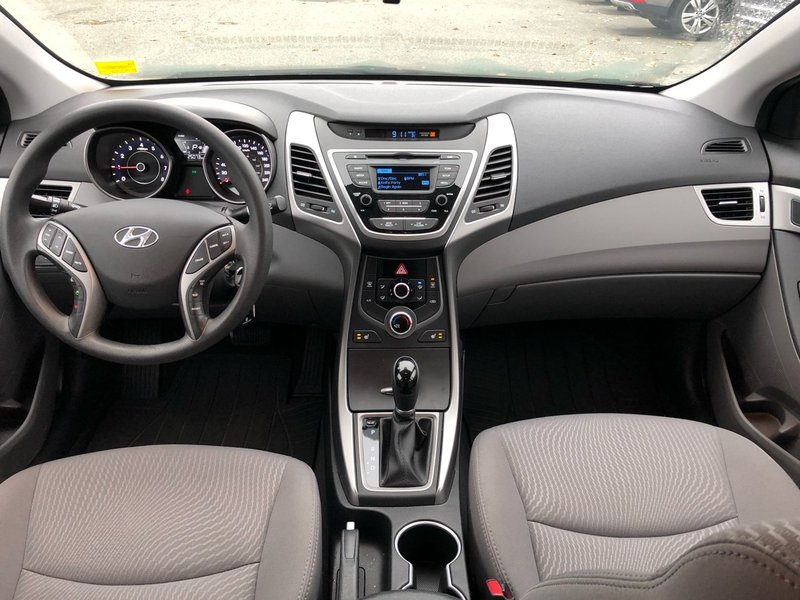2014 Hyundai Elantra for sale in Campbell River, British Columbia