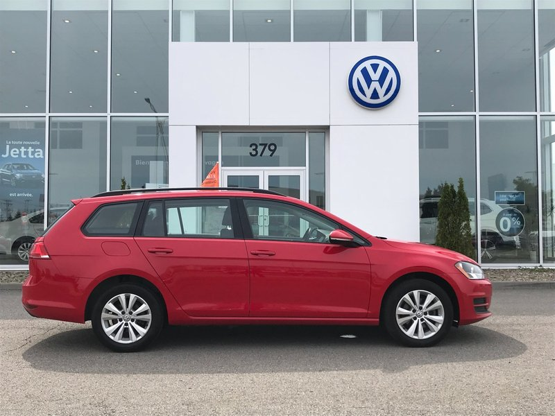 2016 Volkswagen Golf Sportwagon for sale in Rimouski, Quebec