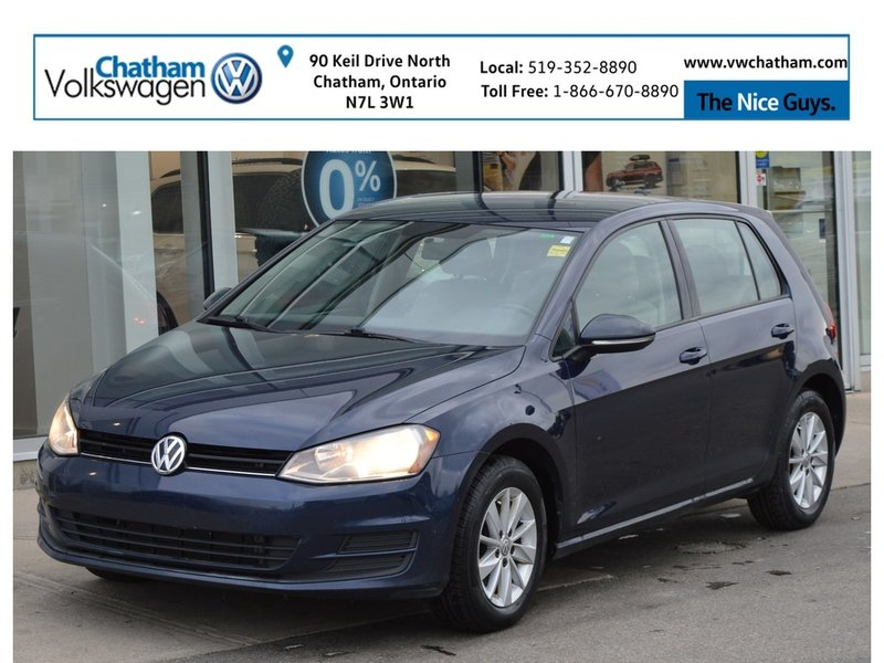 2015 Volkswagen Golf for sale in Chatham, Ontario