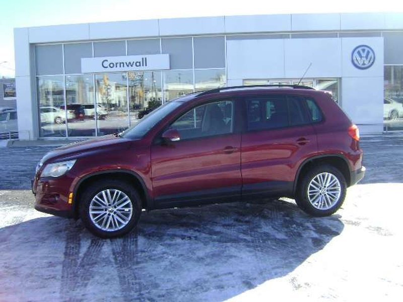 2009 Volkswagen Tiguan for sale in Cornwall, Ontario