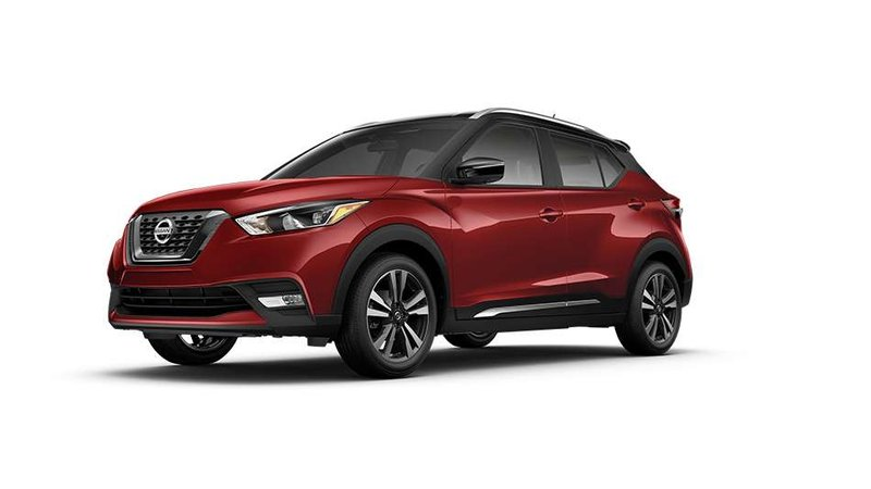 2018 Nissan Kicks for sale in Kelowna, British Columbia