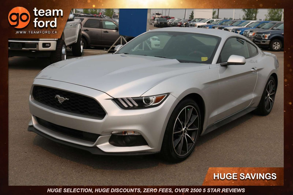 2017 ford mustang for sale in edmonton alberta