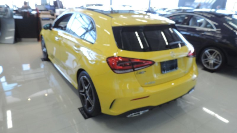 2019 Mercedes-Benz A-Class for sale in St-Nicolas, Quebec