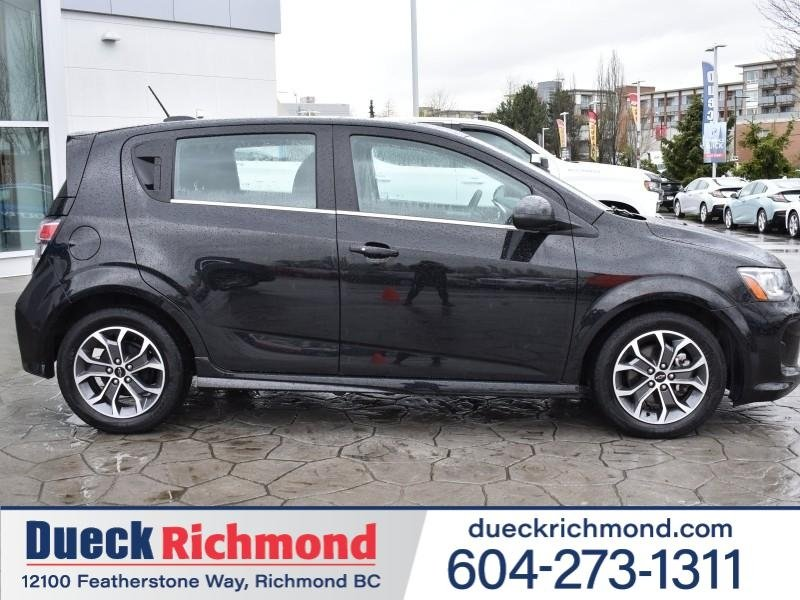 2018 Chevrolet Sonic for sale in Richmond, British Columbia