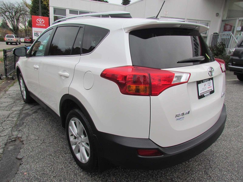 2015 Toyota RAV4 for sale in Vancouver, British Columbia
