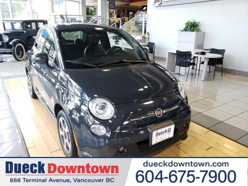 2016 Fiat 500e for sale in Vancouver, British Columbia