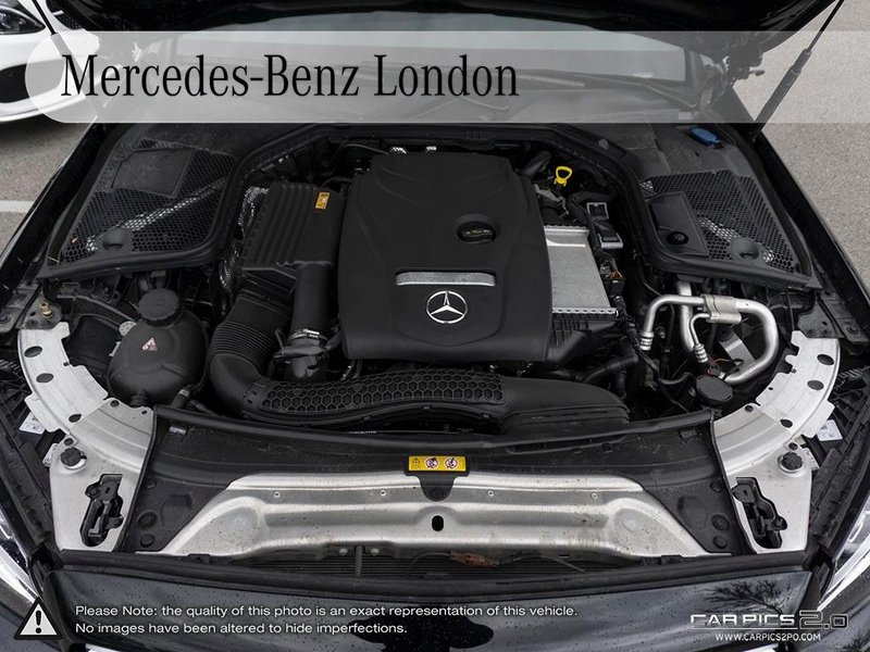 2018 Mercedes-Benz C-Class for sale in London, Ontario